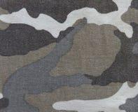 Tela da camuflagem Imagens de Stock Royalty Free