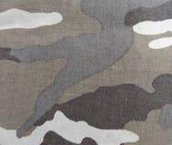 Tela da camuflagem Fotografia de Stock