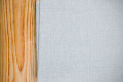 Tela da lona da textura Fotos de Stock Royalty Free