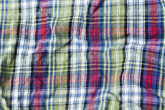 Tela da manta com cores diferentes Fotos de Stock