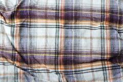 Tela da manta com cores diferentes Imagens de Stock Royalty Free