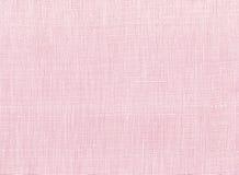 Tela de algodón rosada Fotos de archivo