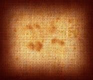 Tela de Grunge Imágenes de archivo libres de regalías