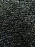 Tela de lã feita malha Fotografia de Stock Royalty Free