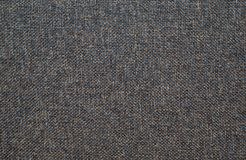 Tela de la lona de la textura como fondo Foto de archivo libre de regalías