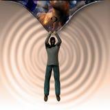 Tela de la realidad libre illustration