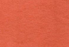 Tela de la viscosa del estiramiento Alto resolu del color del contexto coralino de la textura imágenes de archivo libres de regalías