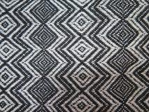 Tela de lana hecha a mano peruana imagenes de archivo