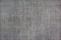 Tela de linho da textura de serapilheira Fotos de Stock Royalty Free