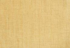 Fondo de lino beige Foto de archivo libre de regalías