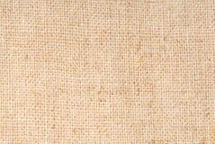 Tela de lino de la arpillera Fotos de archivo libres de regalías