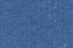 Tela de los pantalones vaqueros Imagen de archivo libre de regalías