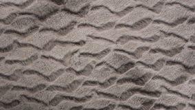 Tela de lujo elegante soplada de las lanas imágenes de archivo libres de regalías