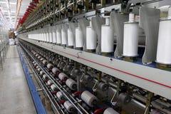 Tela de materia textil Ä°n Turquía Imágenes de archivo libres de regalías