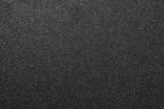 Tela de nylon preta fotografia de stock royalty free