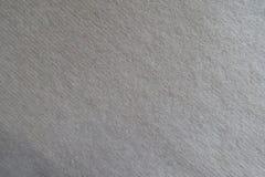 Tela de punto de lana blanca fina desde arriba Imagen de archivo