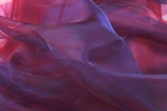 Tela de seda Fotos de archivo