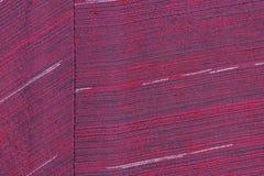 Tela de seda magenta Fotos de archivo libres de regalías