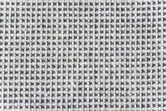 Tela del blanco gris Foto de archivo libre de regalías