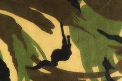 Tela del camuflaje Imagen de archivo