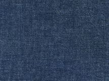 Tela del dril de algodón Imágenes de archivo libres de regalías
