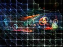 Tela del espacio imagen de archivo