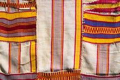 Tela del nativo americano Fotos de archivo