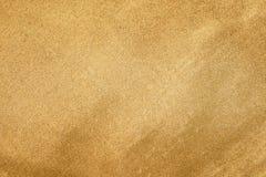 Tela del oro Fotografía de archivo