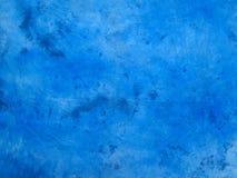 Tela di canapa blu Fotografia Stock Libera da Diritti