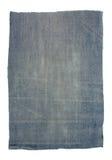 Tela di canapa dei jeans del denim Fotografia Stock Libera da Diritti