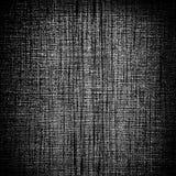 Tela di canapa nera di Grunge Fotografie Stock