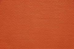 Tela di canapa rossa Immagini Stock