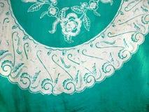 Tela do Batik Imagem de Stock
