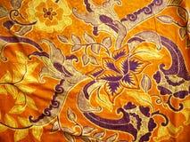 Tela do Batik Imagens de Stock Royalty Free