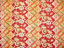 Tela do Batik Foto de Stock Royalty Free