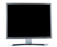 Tela do computador de secretária Imagens de Stock