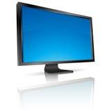 Tela do LCD Ilustração Royalty Free