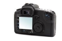 Tela do LCD da câmera de DSLR Foto de Stock Royalty Free