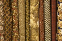 Tela do Quilt Imagens de Stock