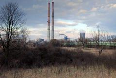 Tela en Kraków (Polonia) Imagen de archivo