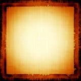 Tela envejecida de Grunge Imagen de archivo libre de regalías