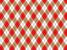 Tela escocesa Imagen de archivo libre de regalías