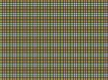 Tela escocesa Imagen de archivo