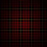Tela escocesa Fotografía de archivo libre de regalías