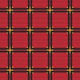 Tela escocesa 3 stock de ilustración