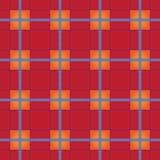 Tela escocesa 7 stock de ilustración