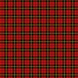 Tela escocesa Foto de archivo