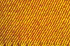 Tela escocesa de las lanas foto de archivo libre de regalías