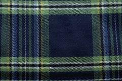 Tela escocesa de muy buen gusto Imagen de archivo