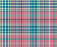 Tela escocesa de tartán Imagen de archivo libre de regalías
